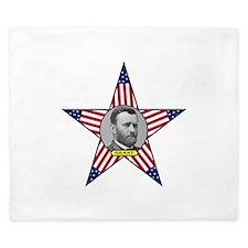 Ulysses Grant King Duvet