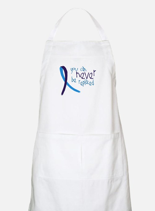 Suicide Awareness-Never Replaced Apron