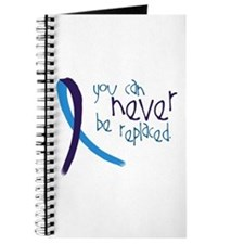 Suicide Awareness-Never Replaced Journal