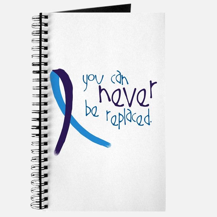 Suicide Awareness-Never Replaced Journal