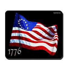 1776 Revolutionary Flag 003 Mousepad