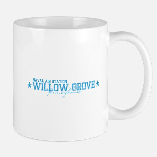 NAS Willow Grove PA Mugs