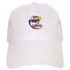 I Believe In Twirling Cute Believer Design Baseball Cap