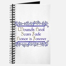 Honor is forever Journal