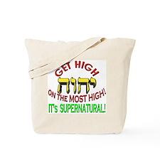 Get High! Tote Bag