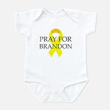 Pray for Brandon Infant Bodysuit