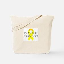 Pray for Brandon Tote Bag