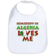 Somebody in Algeria Loves me Bib