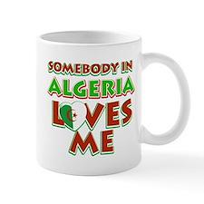 Somebody in Algeria Loves me Mug