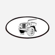 Jeepster Commando C101 Patches