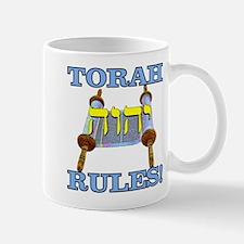 Torah Rules! Mug