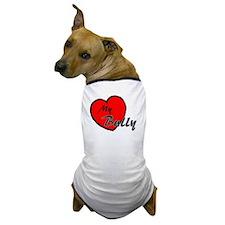 Heart My Bully Dog T-Shirt