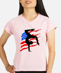 USA GYMNAST Performance Dry T-Shirt