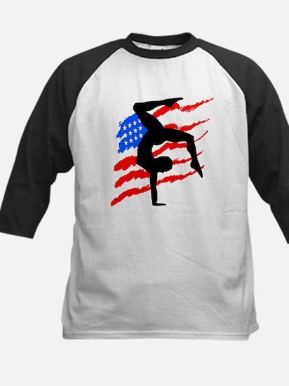 USA GYMNAST Kids Baseball Jersey