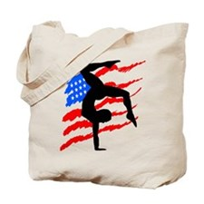 USA GYMNAST Tote Bag