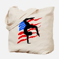 USA GYMNAST Tote Bag