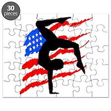 USA GYMNAST Puzzle