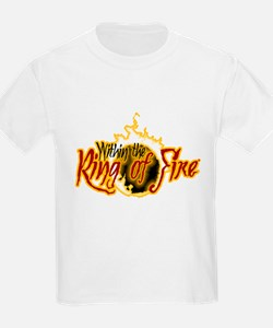 Within the Ring of Fire - T-Shirt