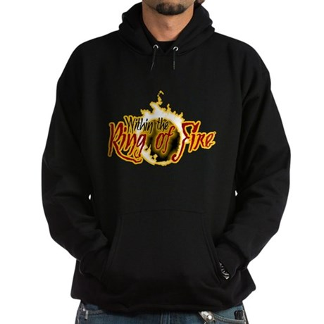 Within the Ring of Fire - Hoodie (dark)