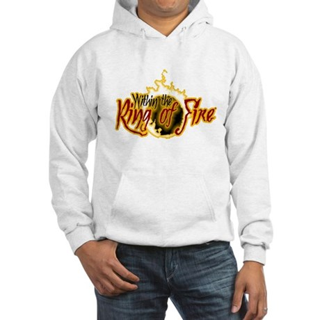 Within the Ring of Fire - Hooded Sweatshirt