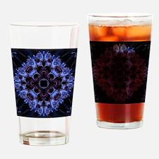 Fractal 779 Drinking Glass