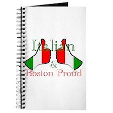 Italian and Boston Proud Journal