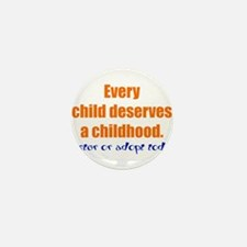 admin Mini Button (100 pack)