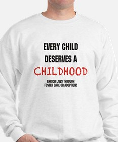 Cute Foster care Sweatshirt