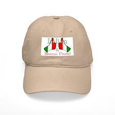 Italian and Boston Proud Baseball Baseball Cap