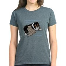 Angelic Collie T-Shirt