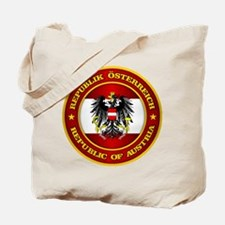 Austria Medallion Tote Bag