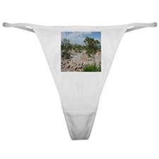 Boot Hill Cemetary Classic Thong