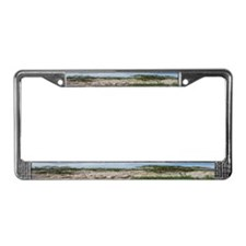 Boot Hill Cemetary License Plate Frame