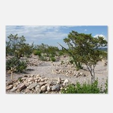 Boot Hill Cemetary Postcards (Package of 8)