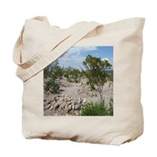 Boot Hill Cemetary Tote Bag