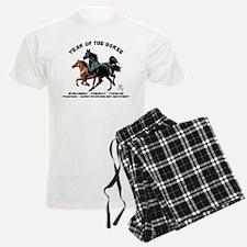 Year of The Horse Characteristics Pajamas