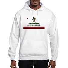 Northern California Bigfoot Hoodie