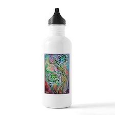 Sea turtles! Wildlife, nature art! Water Bottle