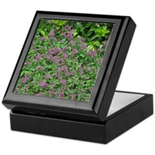 Naples Wild Flowers Keepsake Box