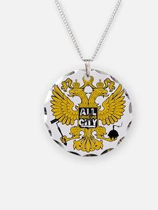 Bird Emblem Necklace