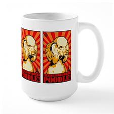 Obey the POODLE! Propaganda Mugs