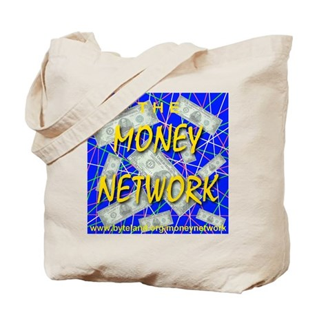 The Money Network Tote Bag
