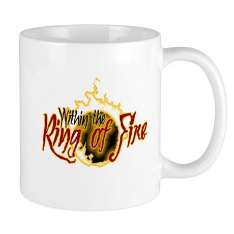Within the Ring of Fire - Mug