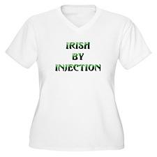 IrishByInjectionP2 Plus Size T-Shirt