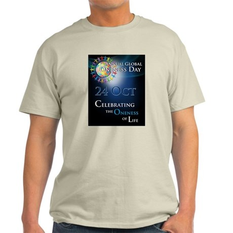 Annual Global Oneness Day T-Shirt