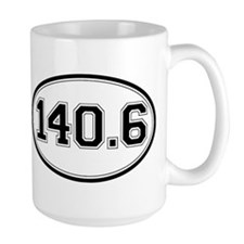 140.6 Ironman Triathlon Distance Mugs