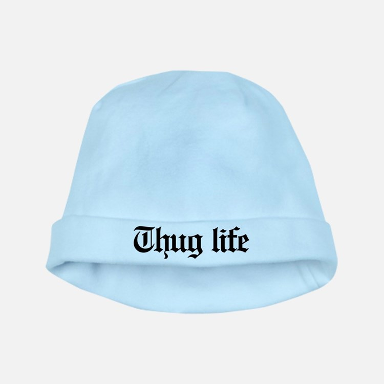 thug life, gangster, baby, g, thug, baby hat