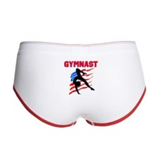 CHAMPION GYMNAST Women's Boy Brief