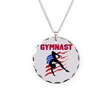 CHAMPION GYMNAST Necklace