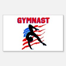 CHAMPION GYMNAST Decal